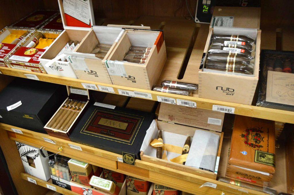 Evansville Cigar Store